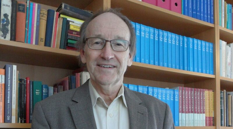Prof. Dr. Matthias Haudel