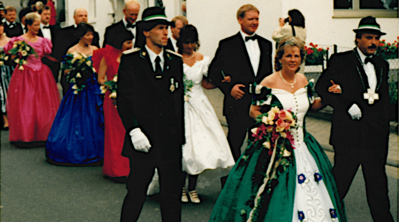 Altenbriloner Jubel Königspaar
