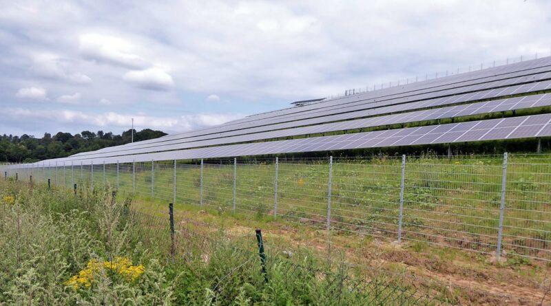 Neue Photovoltaikanlage in Brilon am Kirchloh