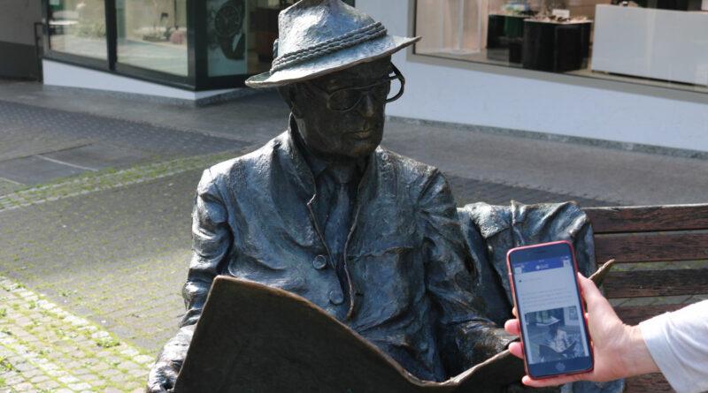 Digitale Rallye der Stadtbibliothek Brilon