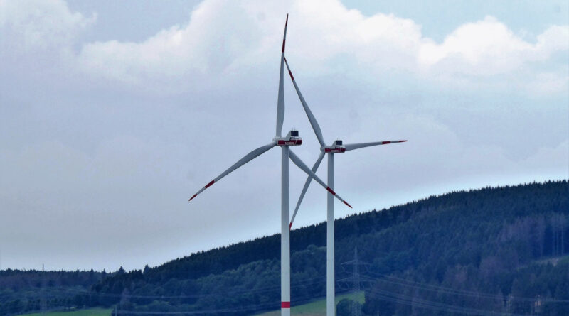 Windstrombilanz
