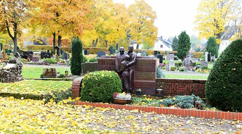 Grabmal Friedhof Brilon