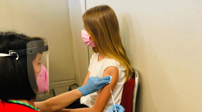 Kinder Impfung