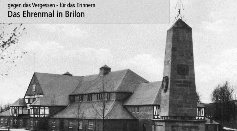 Ehrenmal in Brilon