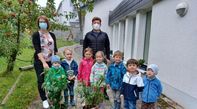 Kindergarten Gartenprojekt