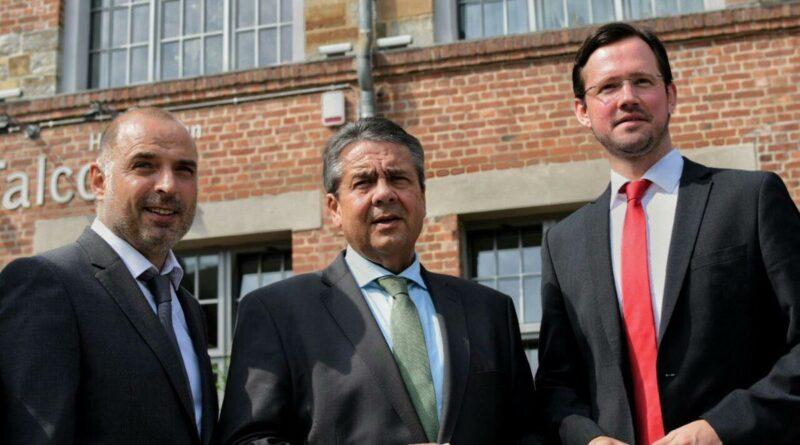 Ralf Bittner, Sigmar Gabriel, Dirk Wiese