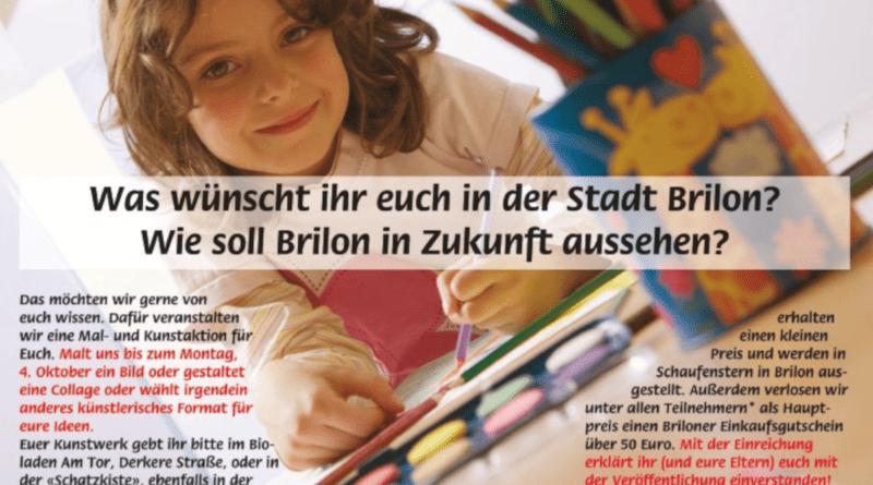 Briloner Kinderzeitung zum Weltkindertag