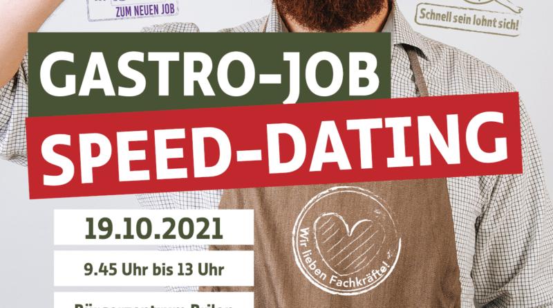 Gastro-Job-Speed-Dating