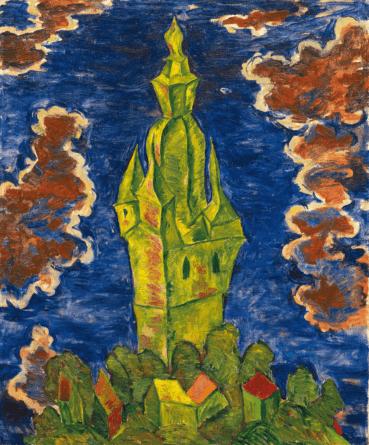 Turm in Brilon
