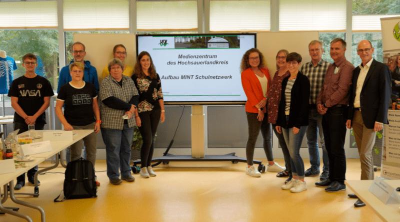 MINT-Schulnetzwerk im Hochsauerlandkreis
