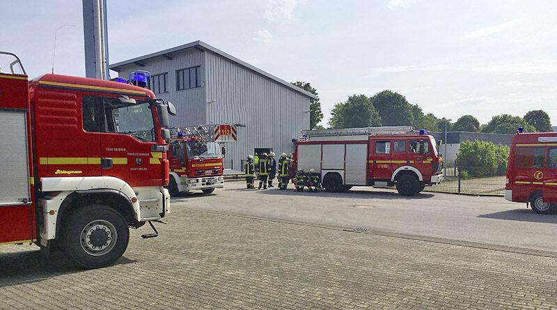 Feuerwehr Brilon