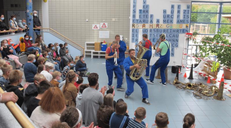 Blechbläser-Konzert in der Roman-Herzog-Schule