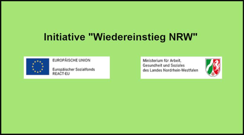 """Initiative """"Wiedereinstieg NRW"""""""