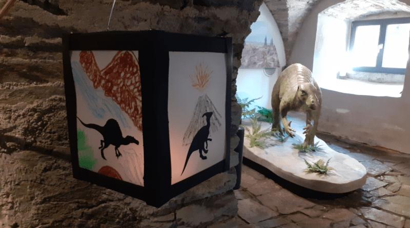 Bastelaktion im Museum Haus Hövener